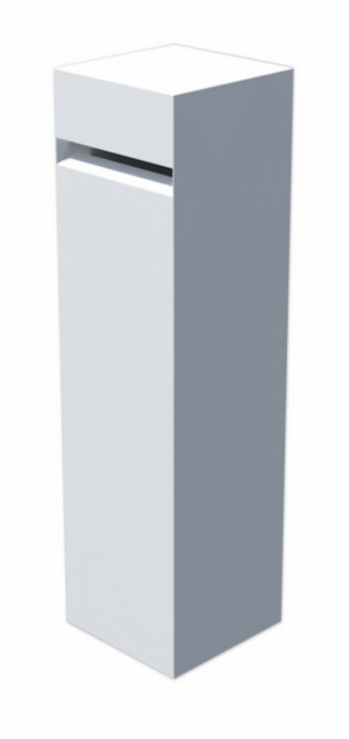 Adezz   Brievenbus Hacon   Aluminium