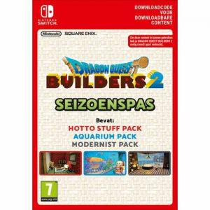 Dragon Quest Builders 2 Seizoenspas direct download