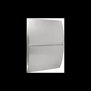 Formani Basic design brievenbus Vega RVS (aisi 316)