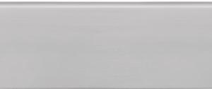 Formani Square LSQ380BI briefplaat binnen massief gepolijst RVS