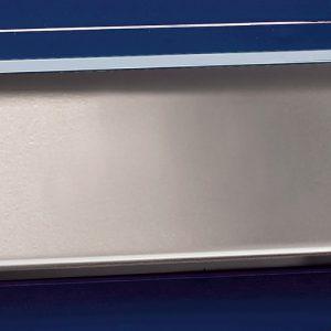 Losse RVS inwerpklep tbv Bobi Grande brievenbus