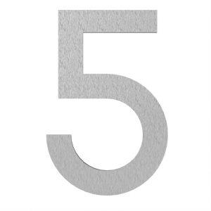 Adezz | Brievenbusnummer 5 | RVS