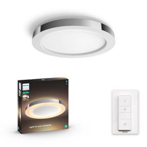 Philips Hue Adore Badkamerplafondlamp - incl. dimmer switch