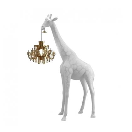Qeeboo Giraffe in Love Vloerlamp